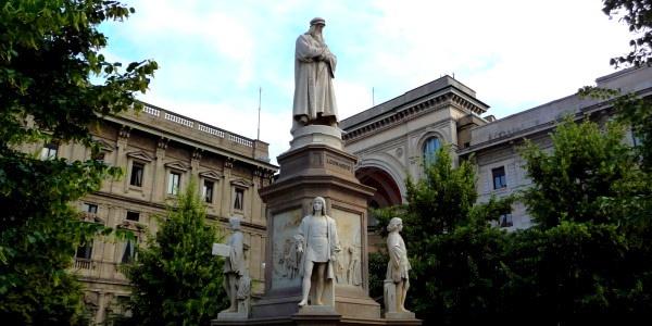 Milano: piazza della Scala