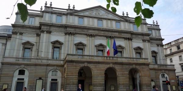Milano: Teatro alla Scala